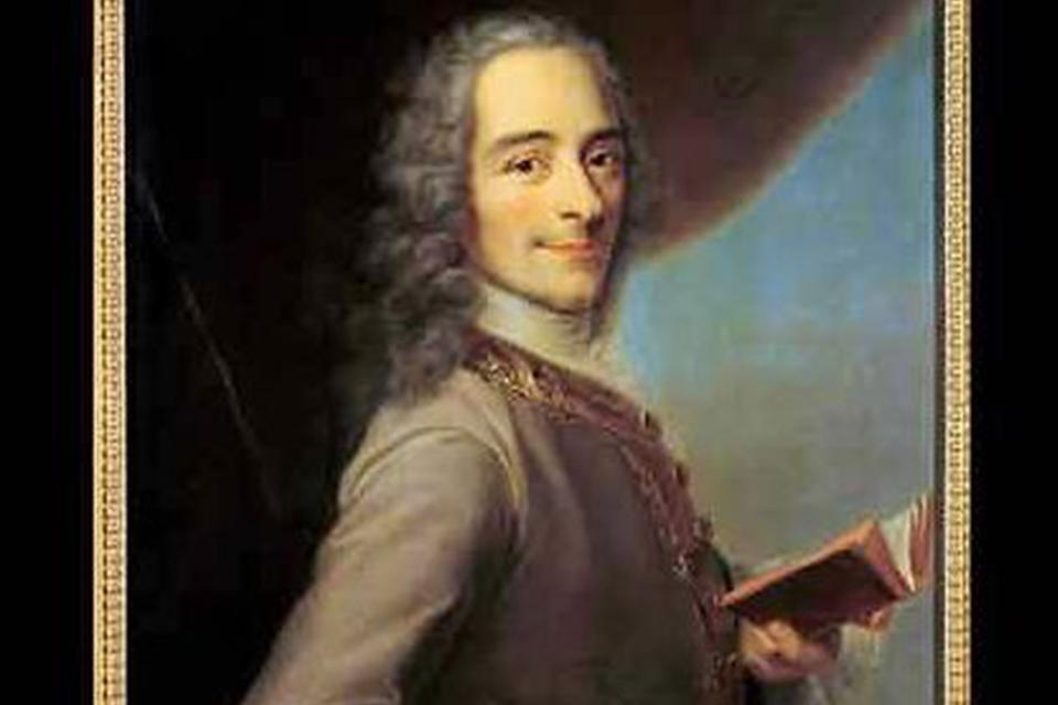 La face cachée de Voltaire
