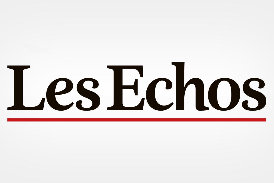 Logo du journal Les Echos