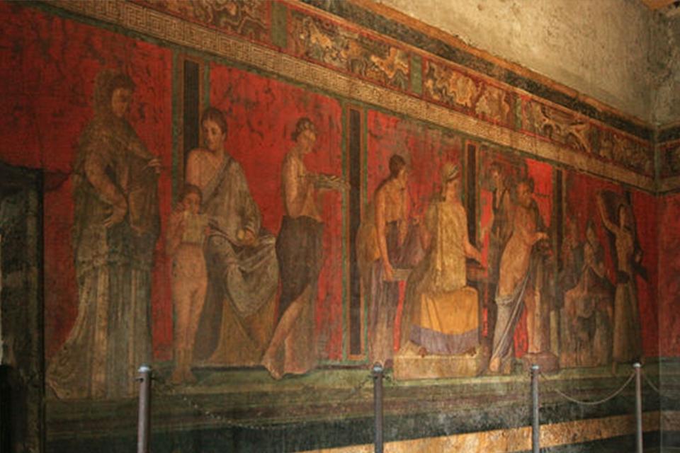 Figures libres. Grecs et Romains façon friandises