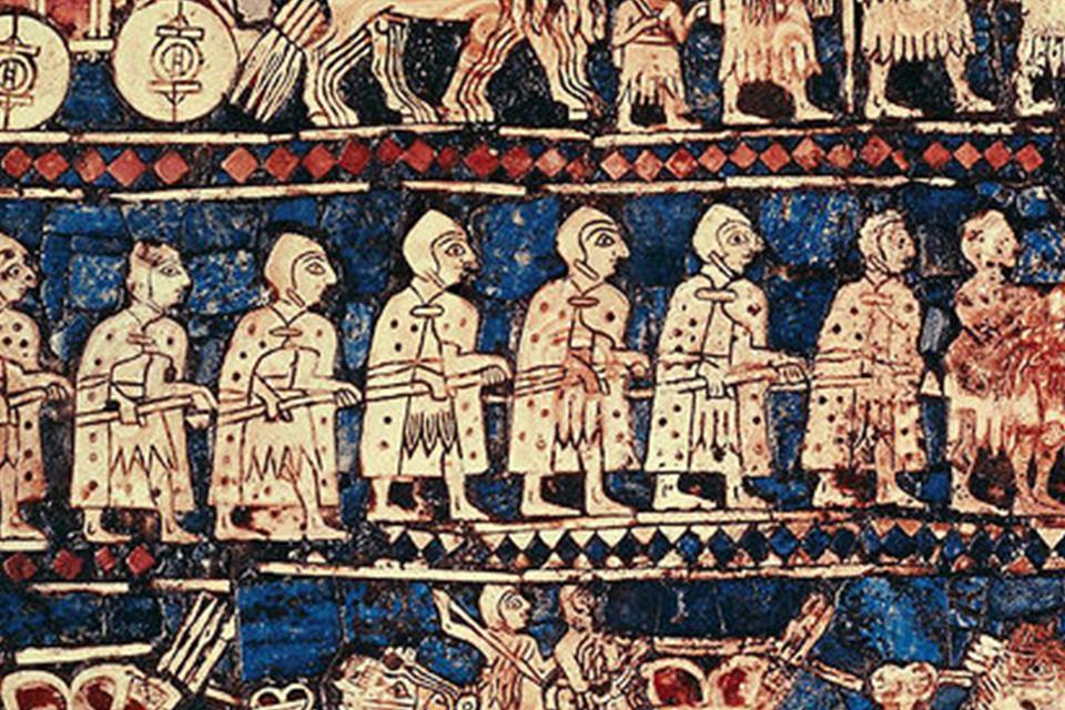 Sumériens, Olmèques, Étrusques... Huit civilisations perdues
