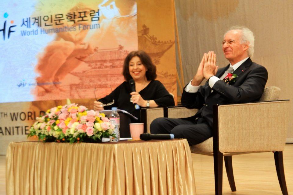 L'espoir et les humanités (Conférence à Séoul, 4th WHF)