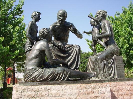 5045382_6_103d_hommage-a-hippocrate-groupe-sculpte-moderne_d4b41bf4f8b8778629ebc44b94d1794d