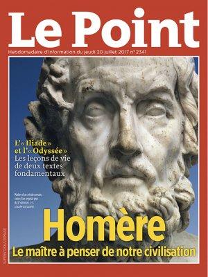 Homère aujourd'hui (Le Point, 21 juillet 2017)