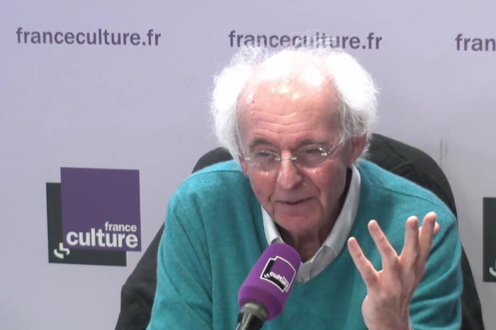 A France Culture, avec Hervé Gardette