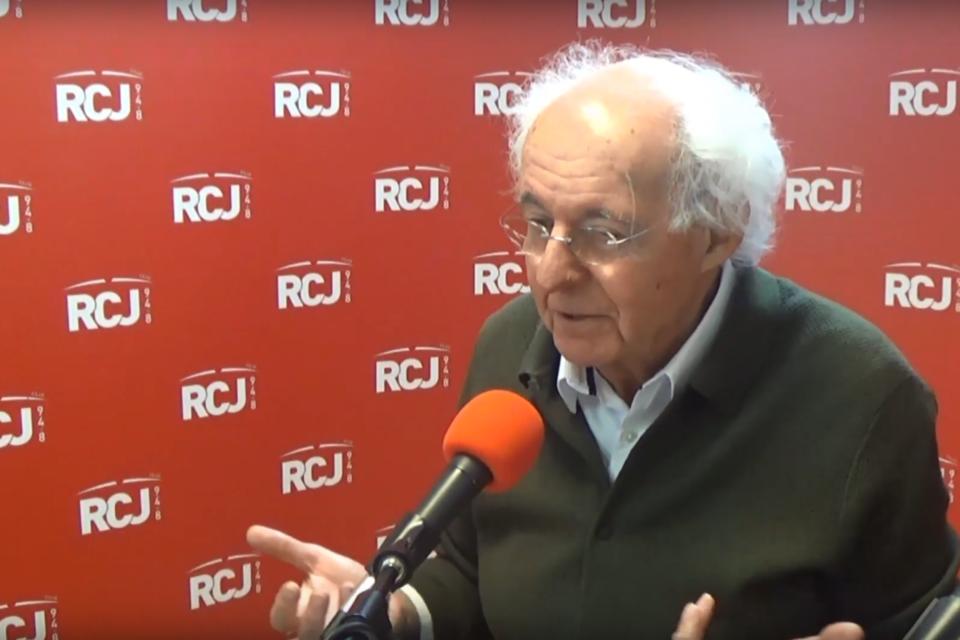 Invité du journal de P.-H. Lévy sur RCJ
