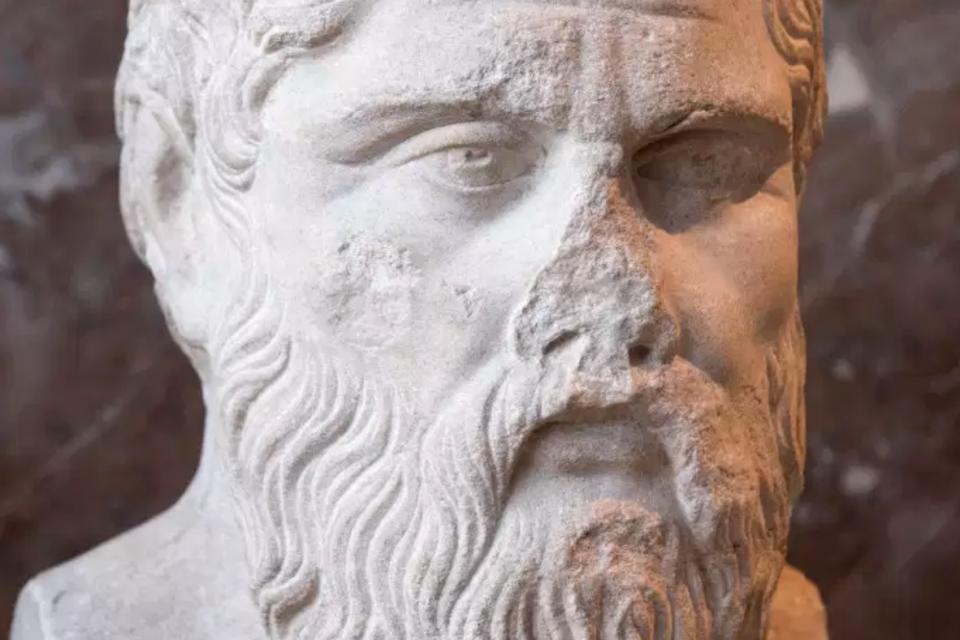 Illustration - La Philosophie antique. Essai d'histoire », de Pierre Vesperini