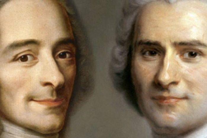 """Voltaire contre Rousseau, le duel continue dans le """"monde d'après"""""""