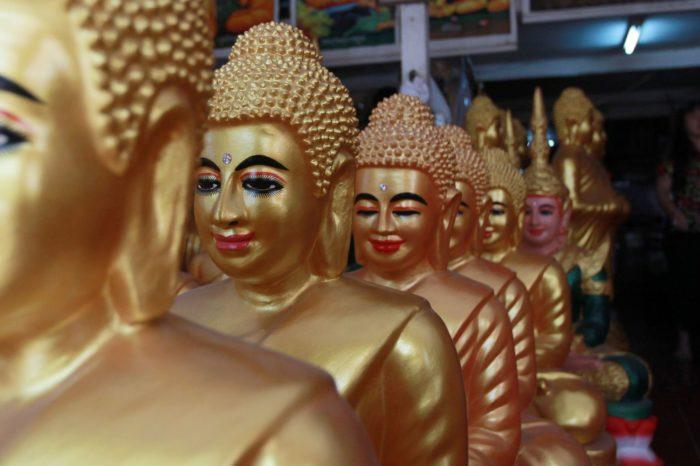 Le Bouddha a-t-il existé ?