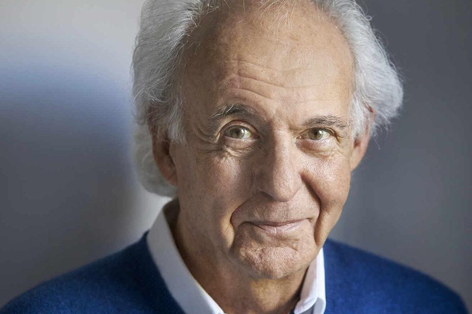 Roger-Pol Droit, parrain de la collection « Le Monde de la philosophie »