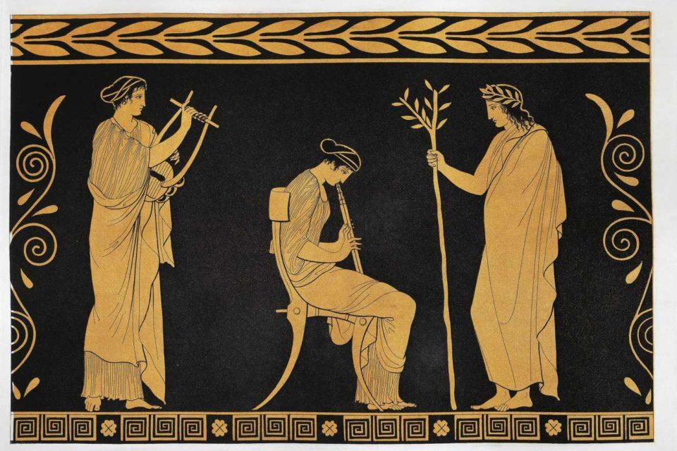 « La Grèce hors d'elle et autres textes », de Nicole Loraux