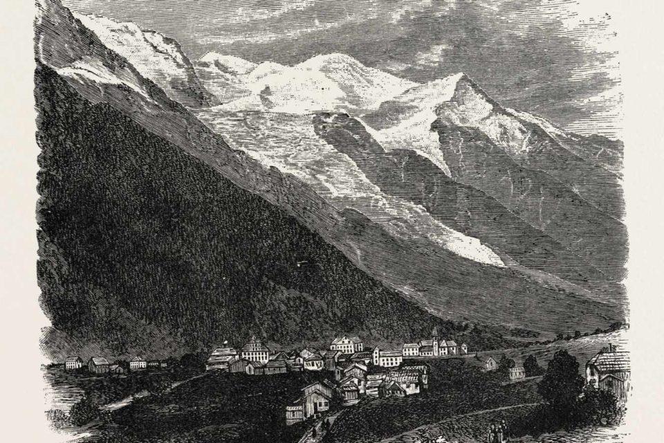 Image - « La Montagne », de Jules Michelet