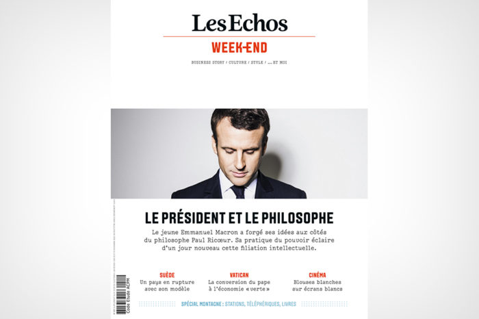 Les Echos Weekend - 20/11/ 2020