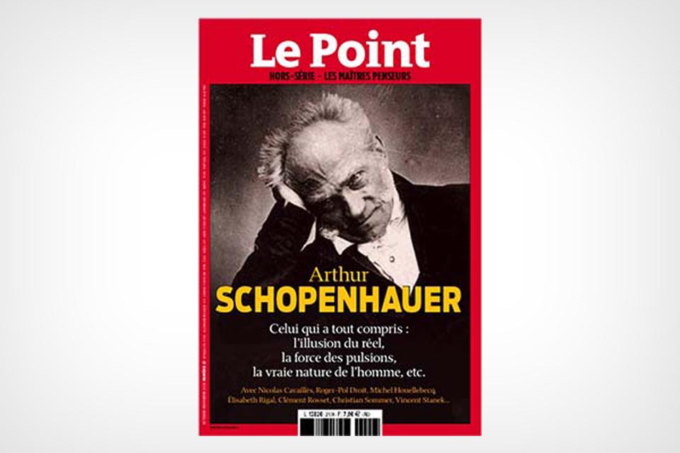 Schopenhauer fils de l'Inde (Hors série du Point sur Arthur Schopenhauer)