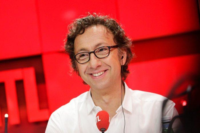 """A RTL, avec Stéphane Bern, pour """"Et si Platon revenait..."""" (30 mars 2018)"""