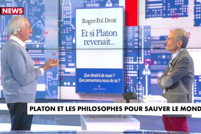 Vent positif, avec Marc Menant, sur CNews