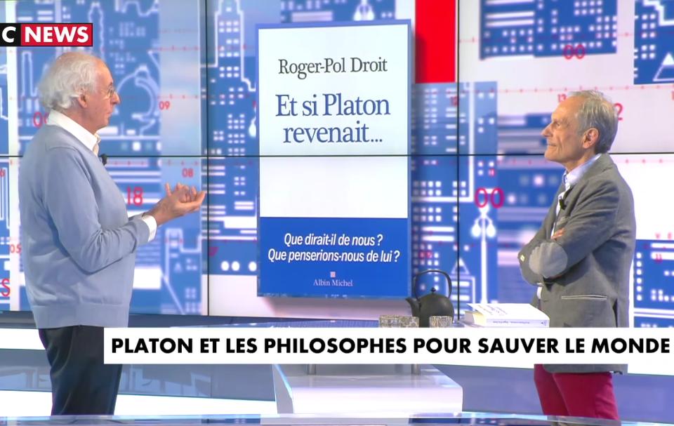 Actualites CNews - Marc Menant