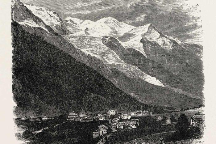 « La Montagne », de Jules Michelet