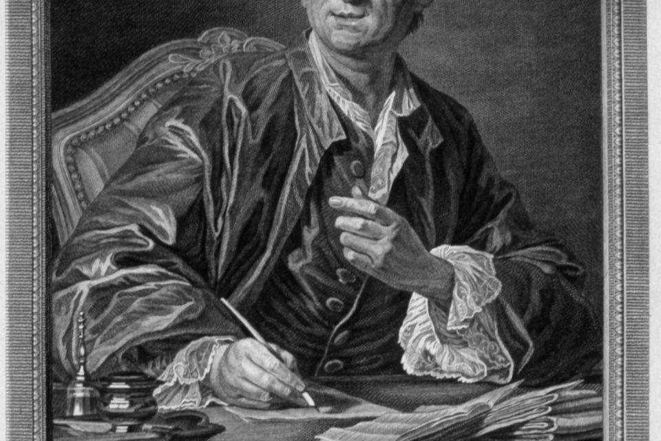 Diderot se moque de la frivolité féminine